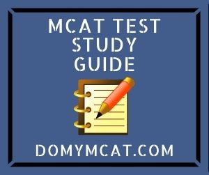 MCAT Test Study Guide
